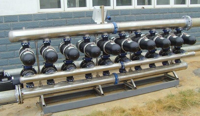 水智方冷却循环水智能管理系统
