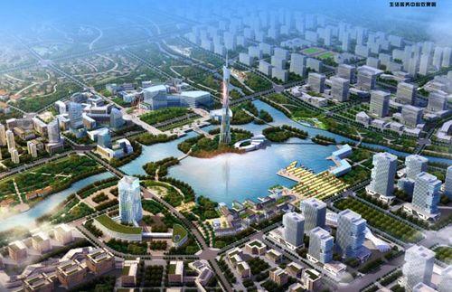 青岛莱西沽河食品谷小镇建设项目
