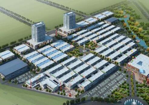 甘肃省张掖国际物流园建设项目